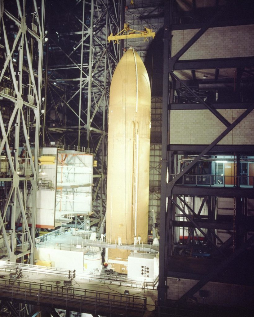 Space Shuttle Projects