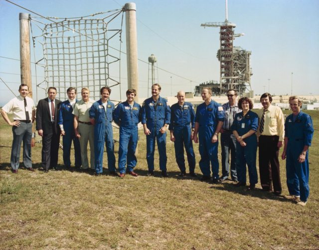 SIMULATED COUNTDOWN TRAINING ACTIVITIES - STS-3 - KSC