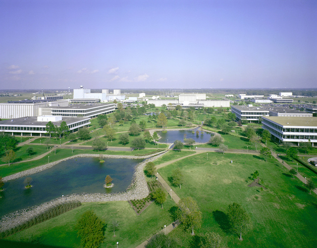 JSC Aerial View