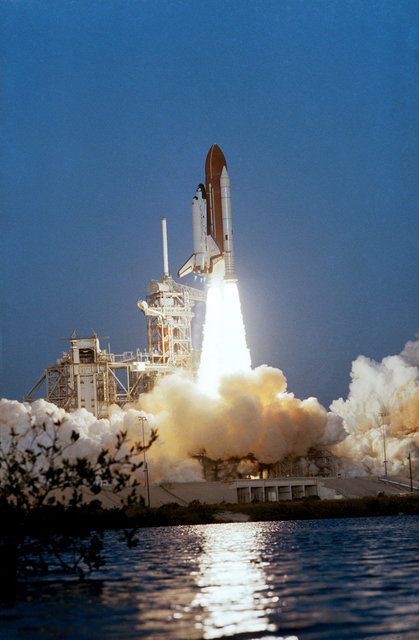 STS-5 Launch