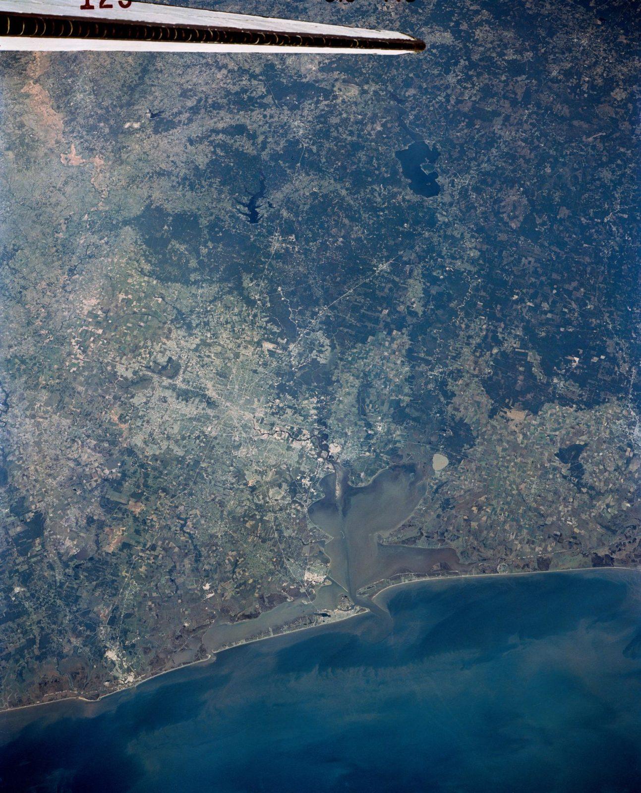 Houston, Galveston Bay, Texas, USA