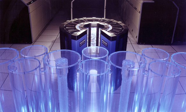 Cray 2 Supercomputer