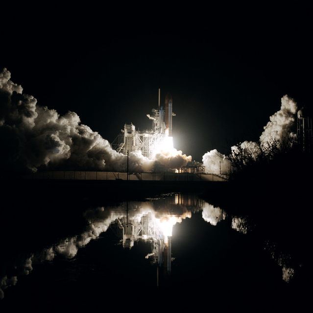 STS-61-C Launch