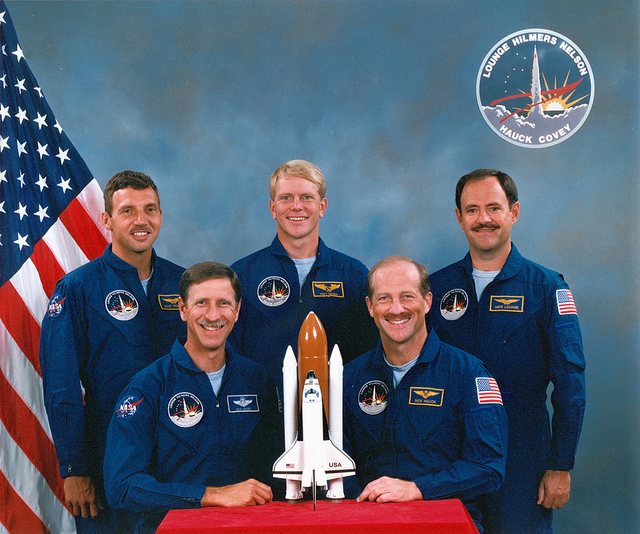 STS-26 Crew Portrait