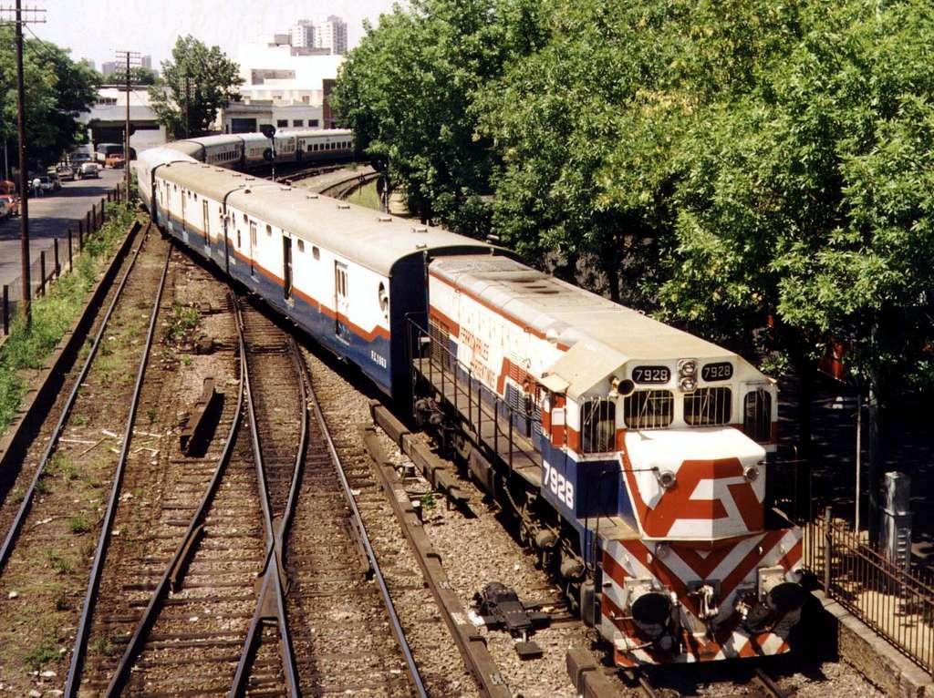 Ferrocarriles Argentinos - Gran Capitán
