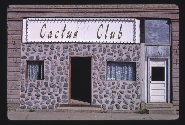Cactus Club, Marmarth, North Dakota (LOC)