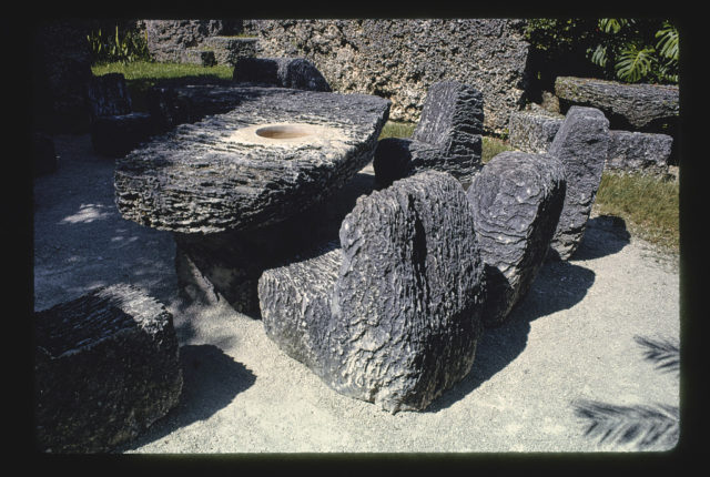 Coral Castle, Route 1, Homestead, Florida (LOC)