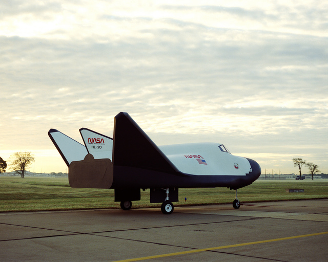NASA HL-20 Lifting Body