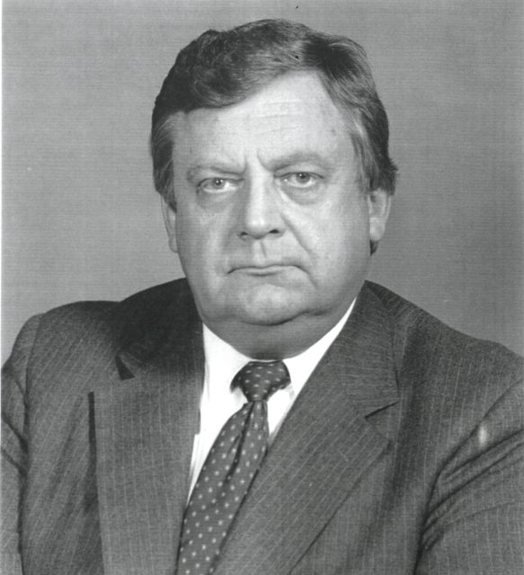 Lawrence S. Eagleburger, U.S. Secretary of State