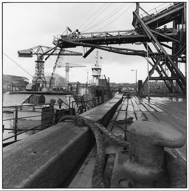 Wearmouth Colliery - Coal Staithes