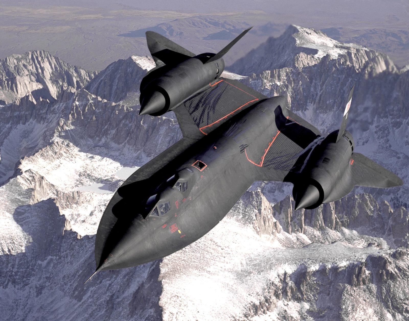 Lockheed SR-71B