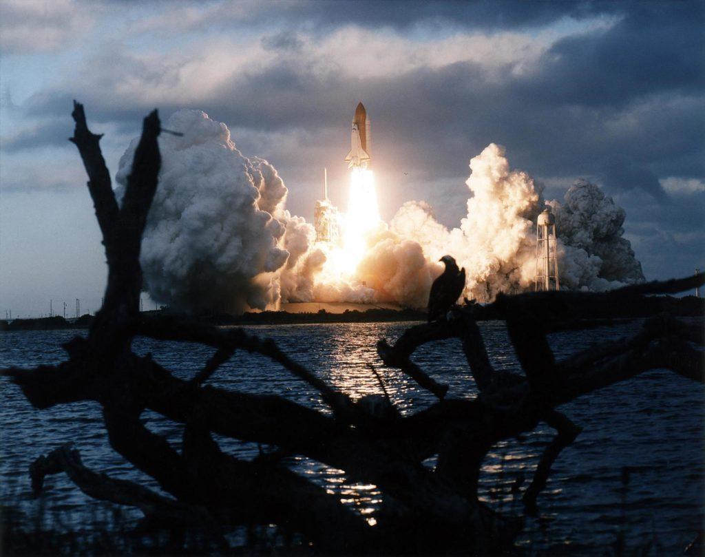 KENNEDY SPACE CENTER, FLA. --  STS-74: Atlantis KSC-95pc1672