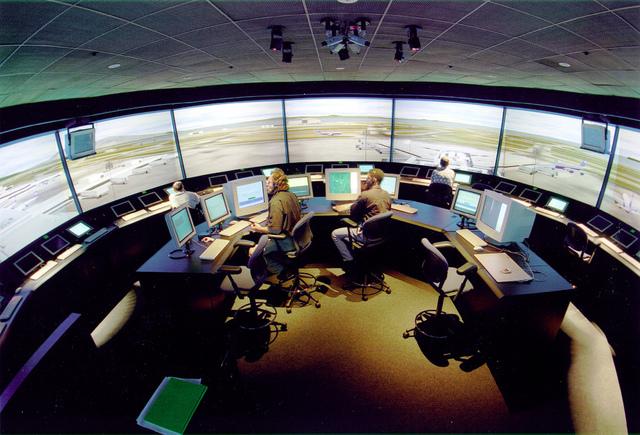 NASA New Virtual Airport