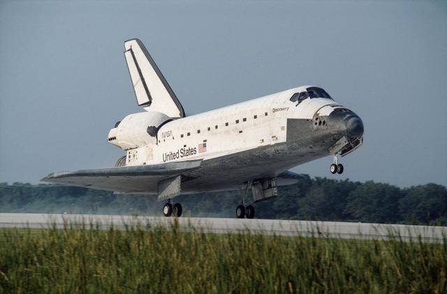 STS-70 Landing