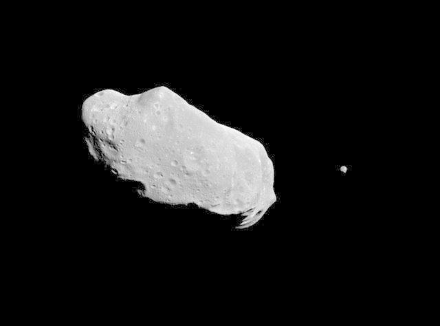 Asteroid Ida and Its Moon
