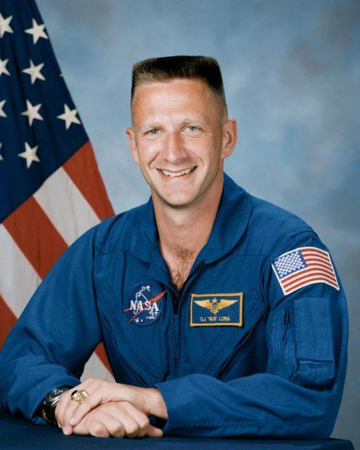 "Official portrait of ASCAN Christopher J. ""Gus"" Loria"