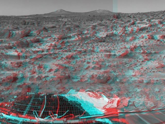 Lander Petal & Twin Peaks - 3-D
