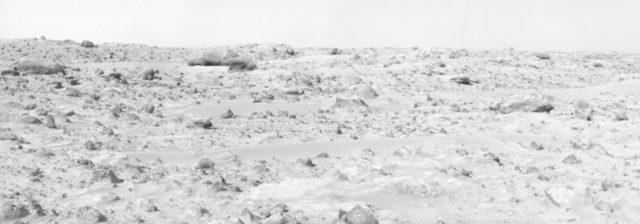 Northeast View from Pathfinder Lander