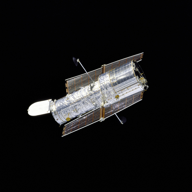 Hubble Redeployed After Second Servicing