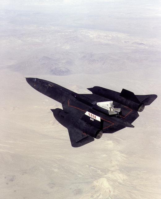 Linear Aerospike SR-71 Experiment (LASRE)