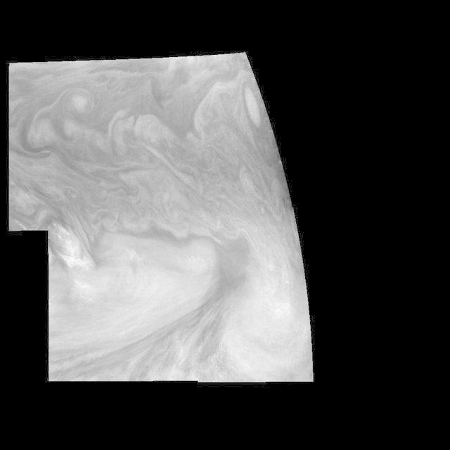 Jupiter Equatorial Region in a Methane Band Time Set 3