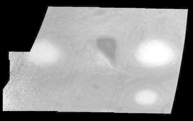 Jupiter Long-lived White Ovals in a Methane Band Time Set 2