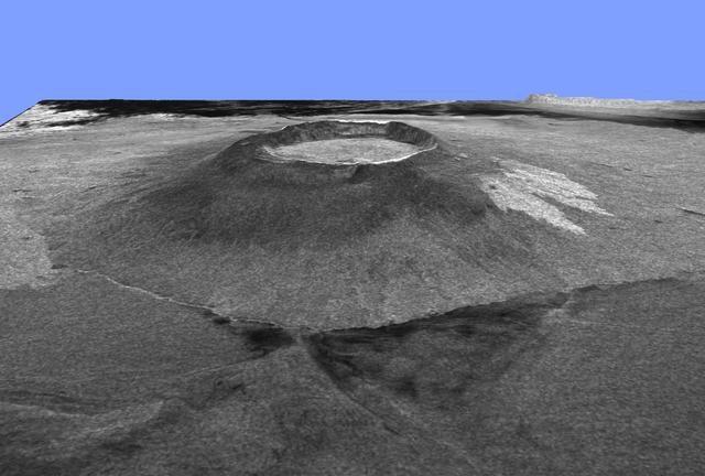 Space Radar Image Isla Isabela in 3-D