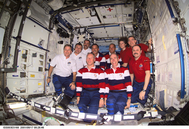 Expedition 3 Crew