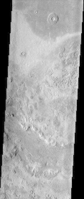 Textures in Utopia Planitia