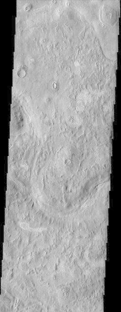 Textures in Arcadia Planitia