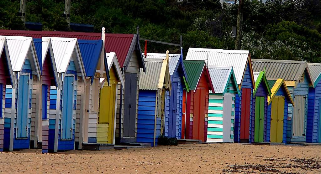 Bathing Boxes Brighton 1