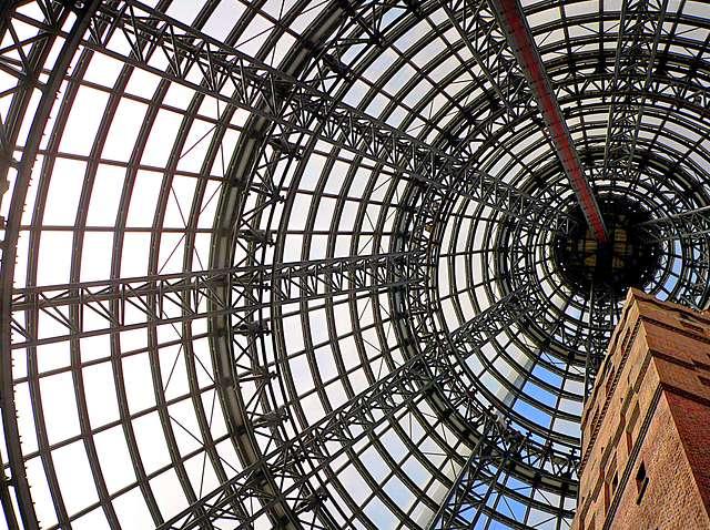 Coop's Shot Tower Melbourne.