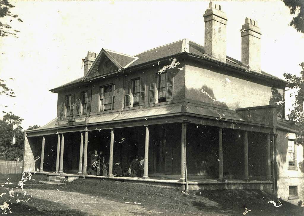 Stanmore House 88 Enmore Road Enmore NSW c1900