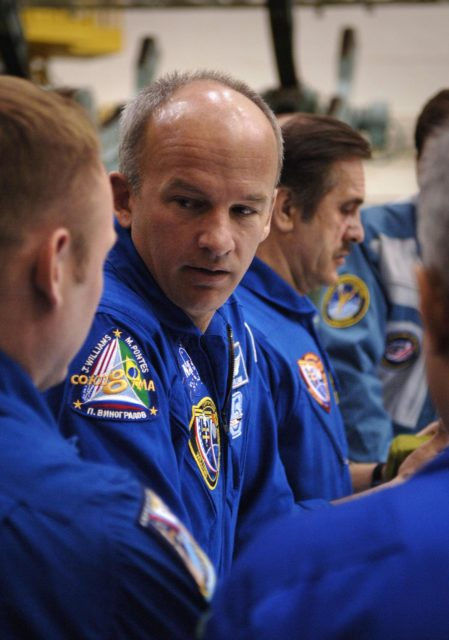 Expedition 13 Preflight