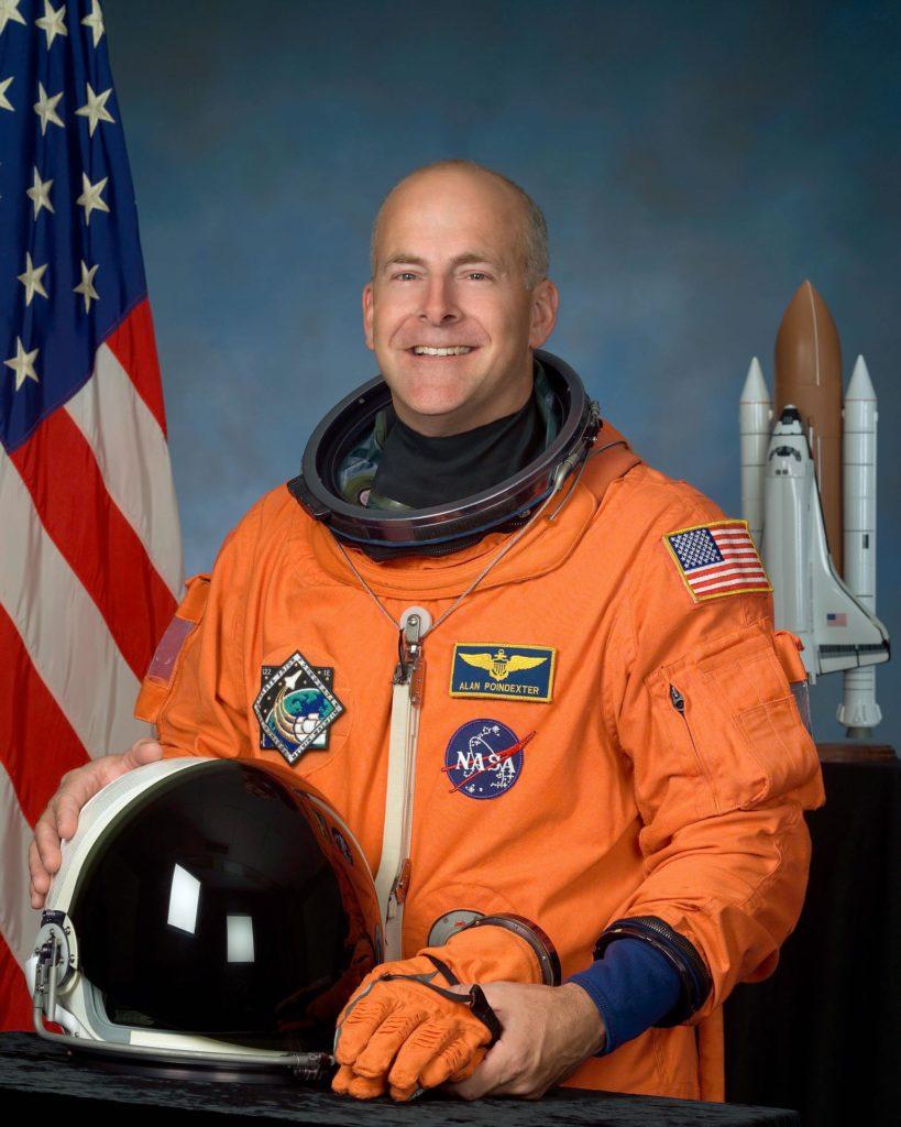 Official Portrait of Astronaut Alan Poindexter