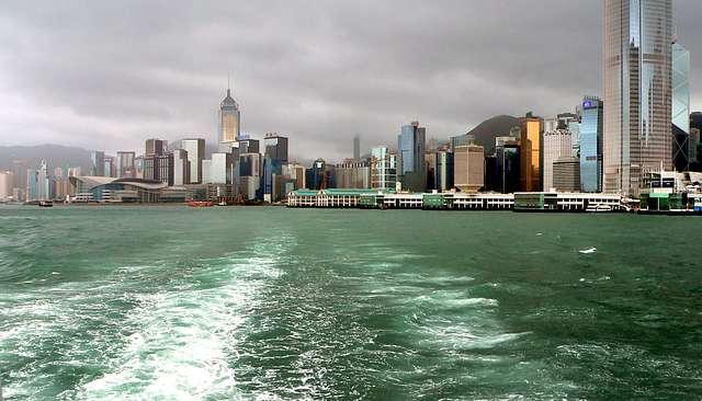 Hong KongSkyline.