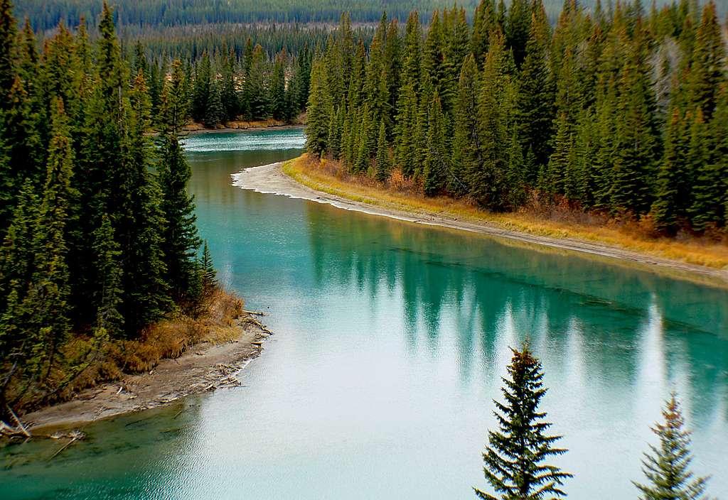 Banff area Canada