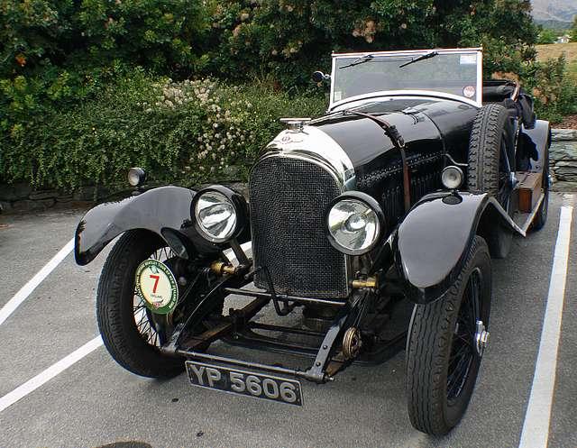 1926 3.0 Ltr Bentley.