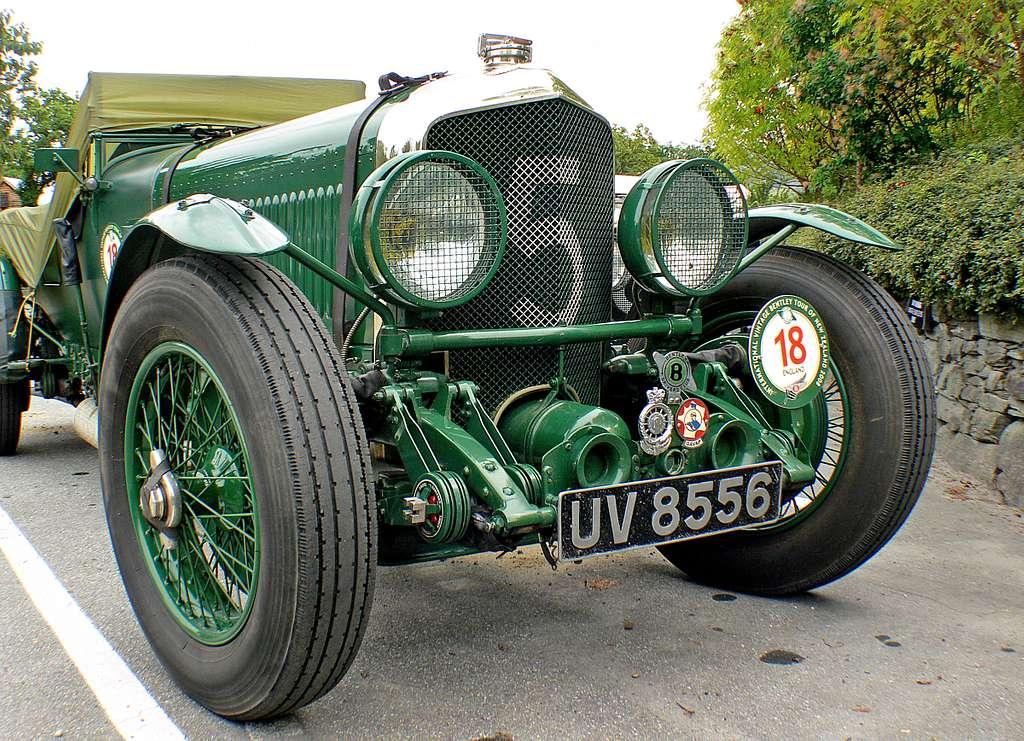 1929 Bentley Speed.