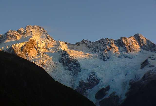 Sunrise Mount Sefton.