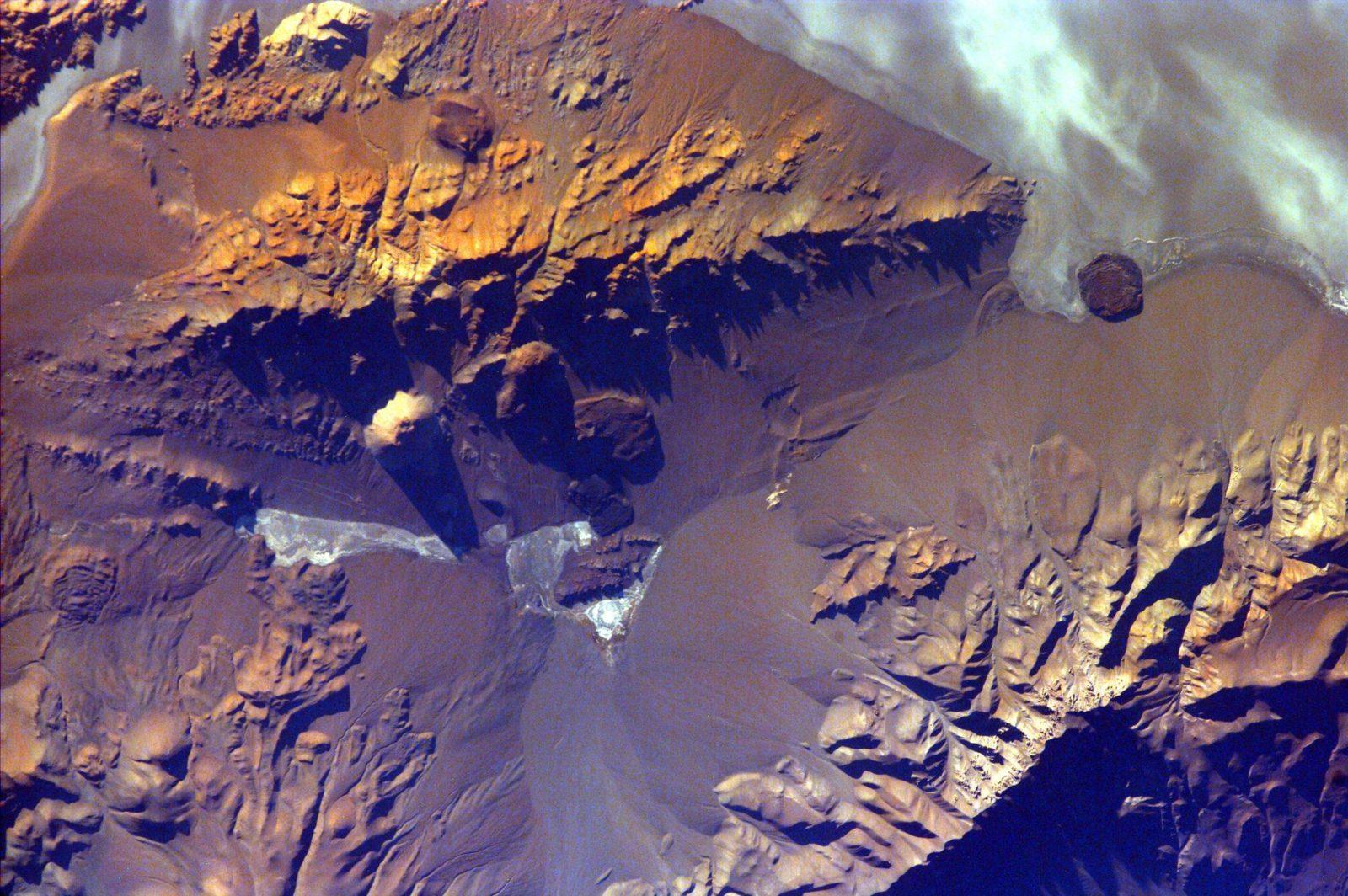 Aracar Volcano, Andes Mountains, Argentina near Chile Border