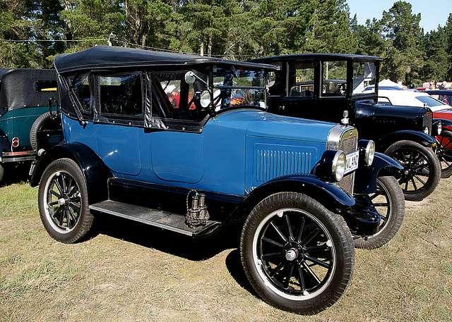 1924 Overland Tourer Model 91