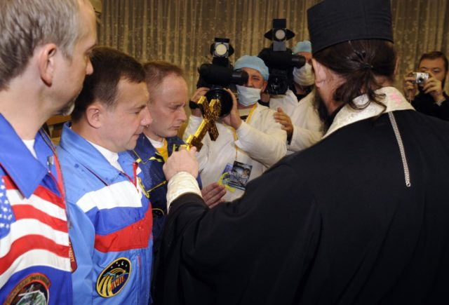 Expedition 18 Traditional Blessing