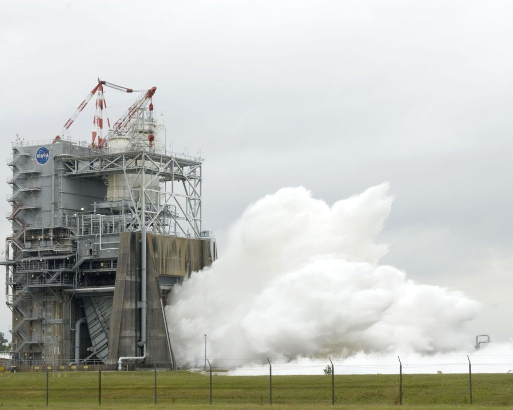 Stennis certifies final shuttle engine