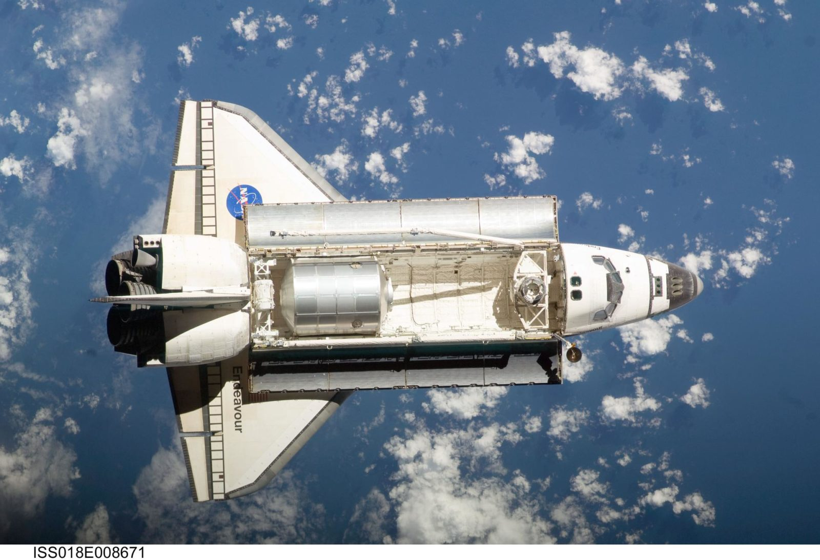 ISS Expedition 18 STS-126 Approach OPS