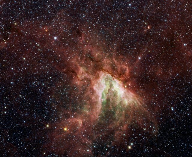 Celestial Sea of Stars