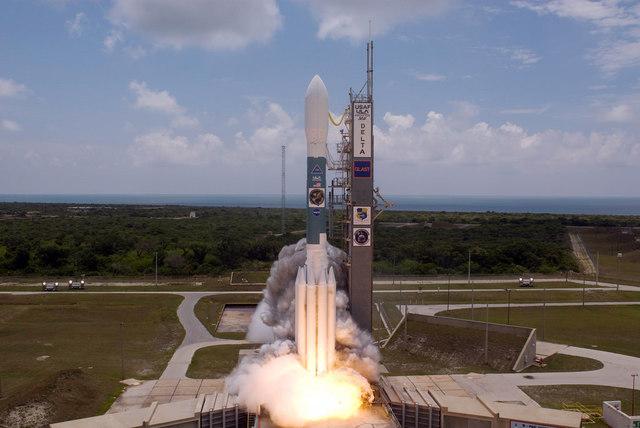 GLAST Spacecraft Launch