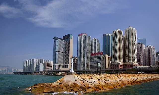 Hong Kong. Kennedy Town