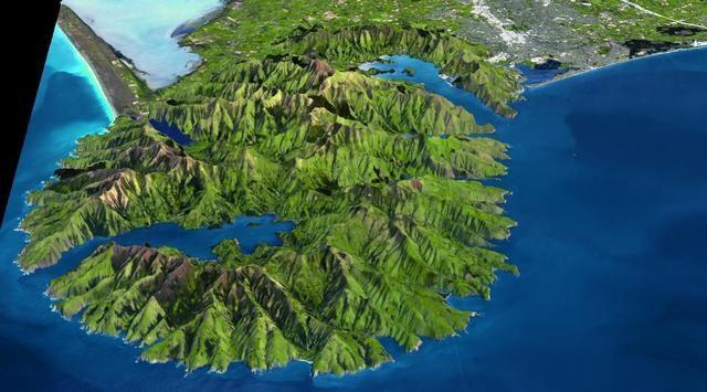 Banks Peninsula, New Zealand