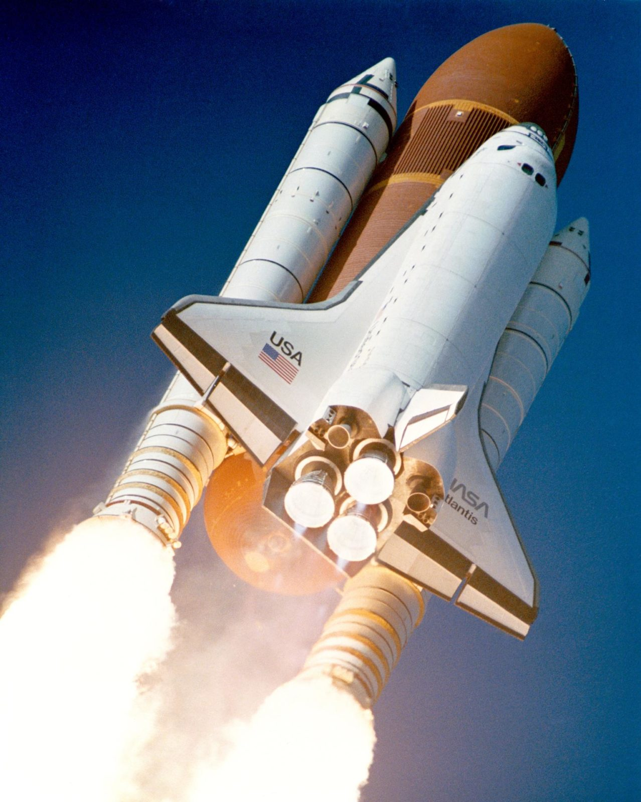 space shuttle challenger - HD 6596×8260